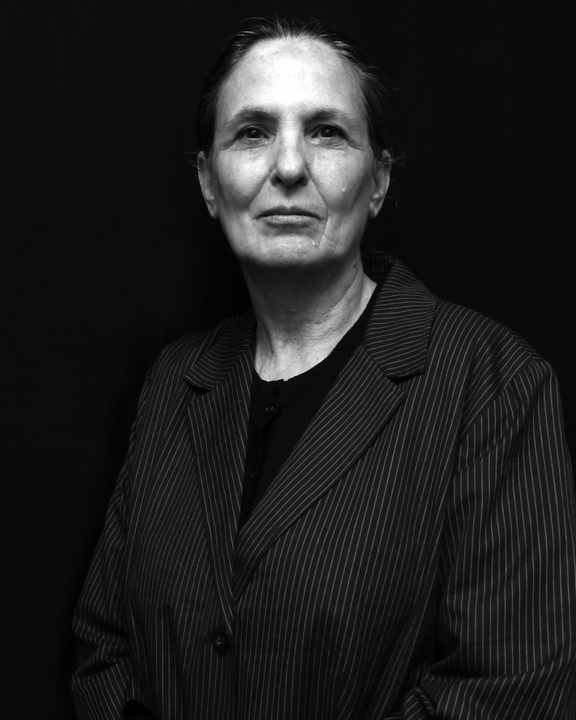 Yolanda Pantin. Photo by Pascual Borzelli.